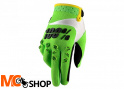 100 PROCENT RĘKAWICZKI CROSS/ENDURO AIRMATIC LIME GREEN KOLOR ZIELONY