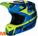 Kask Crossowy Fox V3 Divizion Junior