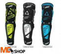 NAKOLANNIKI LEATT KNEE & SHIN GUARD 3DF HYBRID EXT