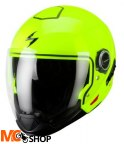 SCORPION KASK EXO-300 AIR YELLOW NEON
