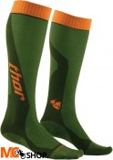 Skarpety THOR MX COOL Green / Orange