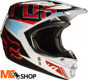 KASK CROSSOWY CRFOX V-1 FALCON GREY/RED