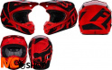 KASK CROSSOWY FOX V-1 RACE RED