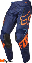 SPODNIE CROSSOWE FOX LEGION LT OFFROAD BLUE