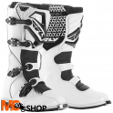 Buty off road MAVERIK FLY RACING BIAŁE
