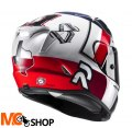 KASK HJC R-PHA-11 BEN SPIES BLACK/RED