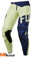 SPODNIE FOX FLEXAIR LIBRA INDIANAPOLIS NAVY/YELLOW