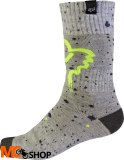 SKARPETY FOX JUNIOR MX CREO GREY/YELLOW