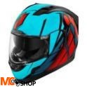 ICON HELMET ALLIANCE GT™ PRIMARY™ BLUE / RED / BLACK=$