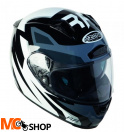 KASK OZONE INTEGRALNY RC-01 PINLOCK READY BLACK/GREY/WHITE