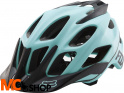FOX LADY FLUX ICE BLUE KASK ROWEROWY