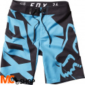 FOX MOTION FRACTURED ACID BLUE BOARDSHORT JUNIOR