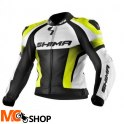 SHIMA STR JACKET YELLOW FLUO kurtka do kombinezonu STR