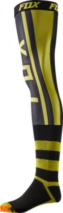SKARPETY FOX PROFORMA KNEE BRACE PREEST DARK YELLOW