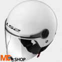 KASK LS2 OF575J WUBY JUNIOR WHITE