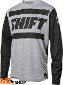 SHIFT R3CON DRIFT STRIKE LIGHT GREY BLUZA