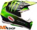 BELL MOTO-9 MIPS REPLICA GREEN/BLACK Kask Off-road