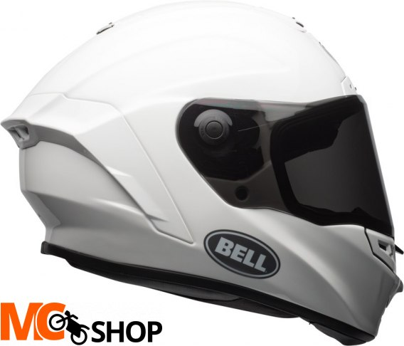 BELL STAR MIPS SOLID WHITE Kask integralny