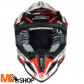 KASK JUST1 J12 FLAME RED