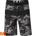 BOARDSHORT FOX CAMOUFLAGE MOTH BLACK CAMO