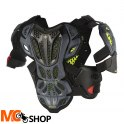 BUZER ALPINESTARS A-10 FULL ANTHRACITE/BLACK