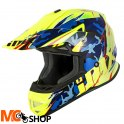 KASK OFF-ROAD IMX FMX-01 CAMO FLO YELLOW