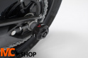 SLIDERY SW-MOTECH TYL. ZAW. BMW G310R (16-) BLACK