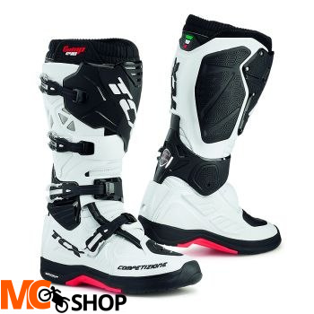 BUTY OF-ROAD TCX COMP EVO 2 MICHELIN WHITE