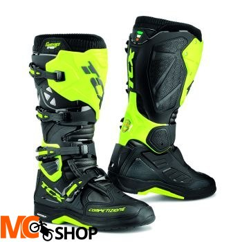 BUTY TCX COMP EVO 2 MICHELIN BLACK/YELL FLUO
