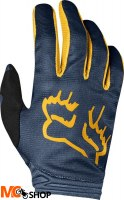 RĘKAWICE OFF-ROAD FOX LADY DIRTPAW MATA NAVY/YELLOW