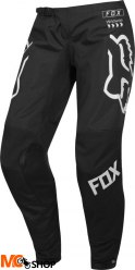 SPODNIE OFF- ROAD FOX LADY 180 MATA DRIP BLACK/WHITE