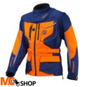 KENNY KURTKA OFF-ROAD TITANIUM NAVY ORANGE