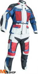 RST KURTKA TEKSTYLNA LADY PRO SERIES ADVENTURE CE ICE/BLUE/RED