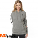 FOX BLUZA LADY KAPTUR TEAM FOX HEATHER GRAPHITE