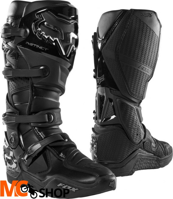FOX BUTY OFF-ROAD INSTINCT BLACK