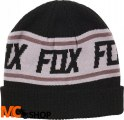 FOX CZAPKA ZIMOWA LADY WILD AND FREE BEANIE BLACK