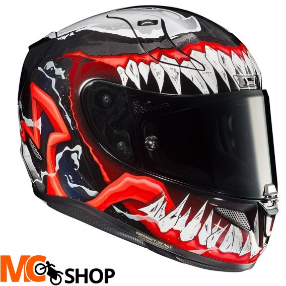 HJC KASK INTEGRALNY R-PHA-11 VENOM BLACK/RED