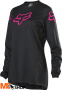 FOX BLUZA OFF-ROAD LADY 180 PRIX BLACK/PINK