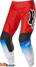 FOX SPODNIE OFF-ROAD LADY 180 FYCE BLUE/RED