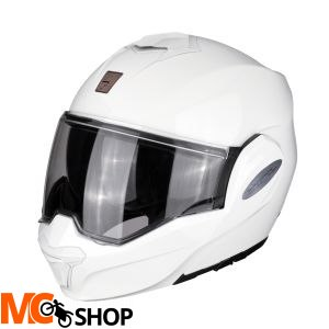 SCORPION KASK INTEGRALNY EXO-TECH SOLID WHITE