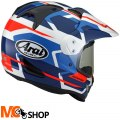 ARAI KASK OFF-ROAD TOUR-X4 DEPART BLUE M TOUR-X4