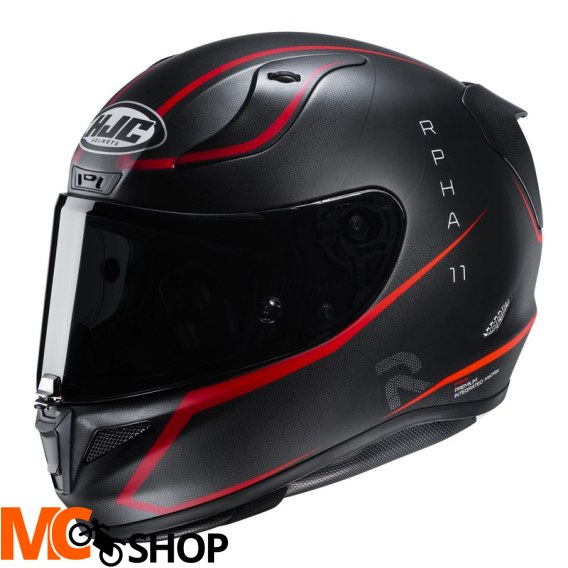 HJC KASK INTEGRALNY R-PHA-11 JARBAN BLACK/RED
